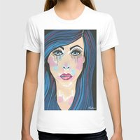 indigo T-shirts featuring Indigo by Sartoris ART