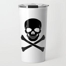 Skull & Bones Travel Mug