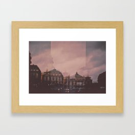 Duo Framed Art Print