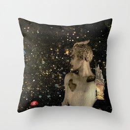 Metatron Throw Pillow