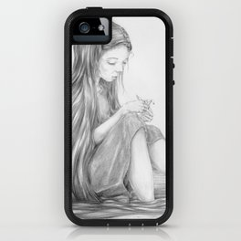 Taught By Stillness iPhone Case