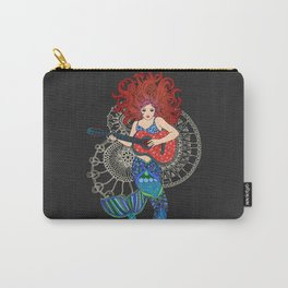 Musical Mermaid Carry-All Pouch