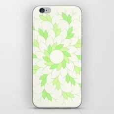SPRING MANDALA iPhone & iPod Skin