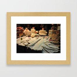 Bacalao Framed Art Print
