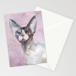 CAT #3 Stationery Cards