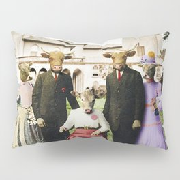 Cowtown Abbey Pillow Sham
