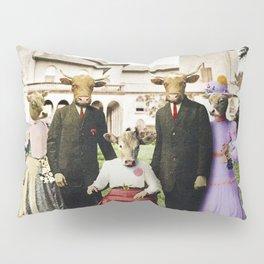 Cowtown Abbey Pillow Sham