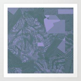 New Sacred 36 (2014) Art Print