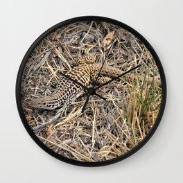 I Dream of Lizzies Wall Clock