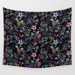 Les fleurs du mal Wall Tapestry