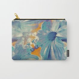 Abstract Of Mums Carry-All Pouch