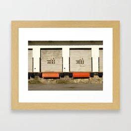 few numes Framed Art Print