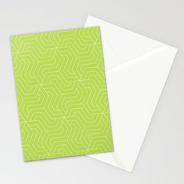June bud - green - Modern Vector Seamless Pattern Stationery Cards