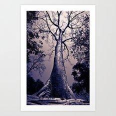 Towering Art Print