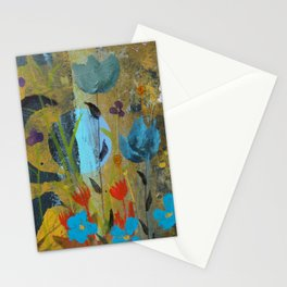 Drum Circle Stationery Cards