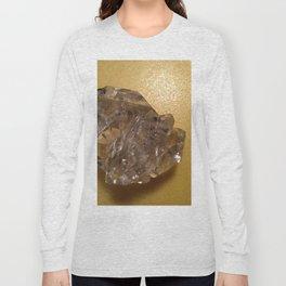 Quartz crystal from New York Long Sleeve T-shirt