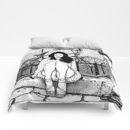 asc 592 - L'amende honorable (A satisfactory apology) Comforters