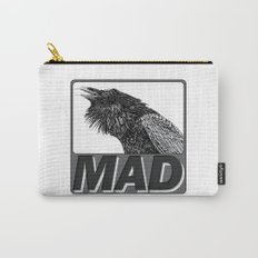 Raven Mad Carry-All Pouch
