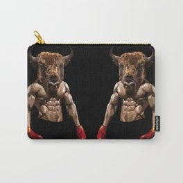 Go Bison Carry-All Pouch