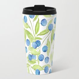 Blueberry Hill Travel Mug