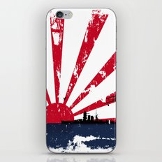 Imperial Japanese Navy iPhone & iPod Skin