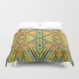Deco Diamonds Duvet Cover