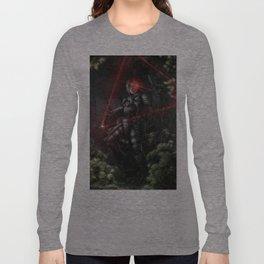 Predatorish Girl Long Sleeve T-shirt