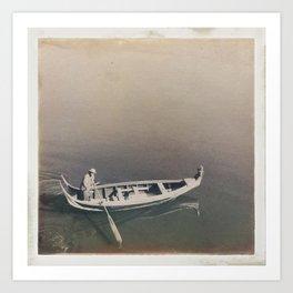 Burmese Memories #6 Art Print