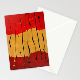 Abstract #16 Stationery Cards