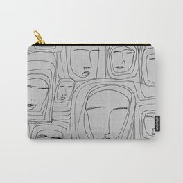 We Are All Connected Carry-All Pouch