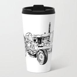Tractor Metal Travel Mug