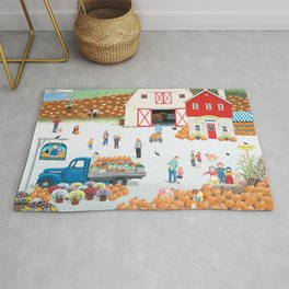 The Harvest Moon Rug