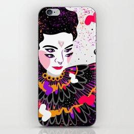 The dreams of Björk iPhone Skin