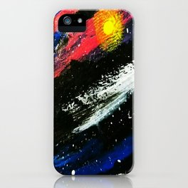 Far Out !!!! iPhone Case