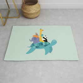 Travel Together Rug