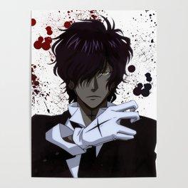 Tyki Mikk D.Gray-Man Poster