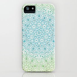 GOSSYPIUM PATTERN iPhone Case