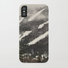 Misty Mountain Slim Case iPhone X