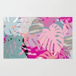 Tropical Pinks Rug