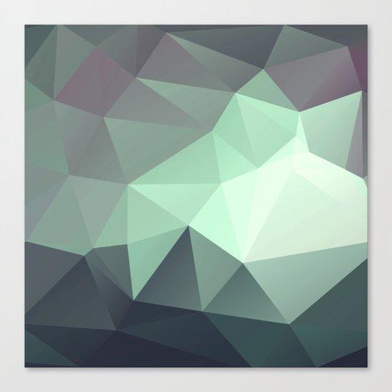 geometric I Canvas Print