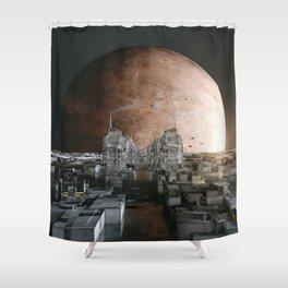 GENESISMACHINE Shower Curtain