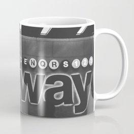 Subway Vibes Coffee Mug