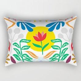 Heart of the Jungle Rectangular Pillow