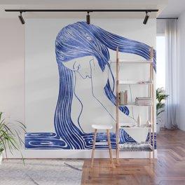 Nereid IV Wall Mural