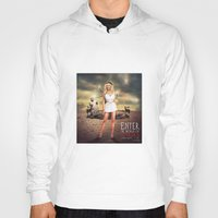 chelsea Hoodies featuring Chelsea Lately  by Erwan Khatib