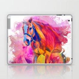 Painterly Animal - Horse 1 Laptop & iPad Skin