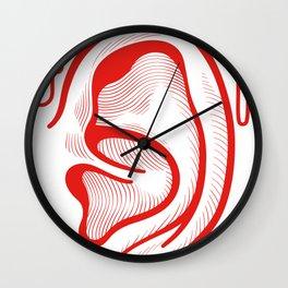 Shutthefuckup Wall Clock