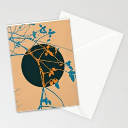 my healed chest wound transformed into a gate Stationery Cards