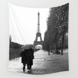 Paris Amour Wall Tapestry