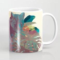Panther Square Mug